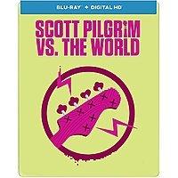 Scott Pilgrim vs. The World Steelbook (Blu-ray + Digital HD + UV)