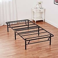 Good Walmart Mainstays Foldable Steel Bed Frame Twin XL
