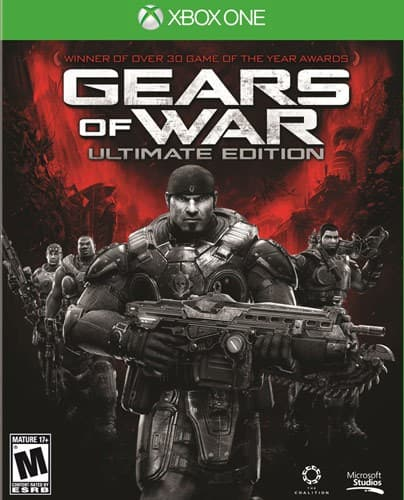 Gears of War: Ultimate Edition (Xbox One)  $30