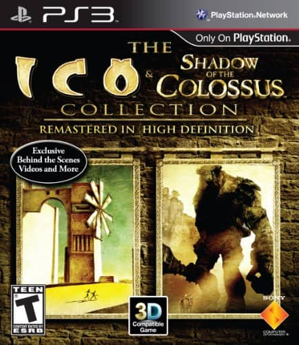 The ICO and Shadow of the Colossus Collection (PS3)  $14.40