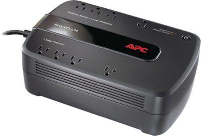 APC 600VA 8-Outlet UPS Surge Protector & Battery Backup $39.99 + Free Store Pickup