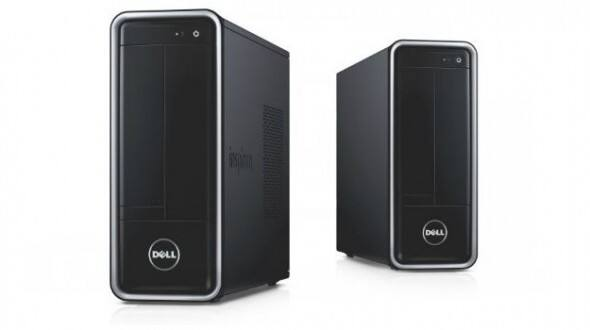 Dell Inspiron 3647 Small Desktop: i3-4170, 4GB DDR3, 1TB HDD, Win 10  $220 After $130 Rebate + Free S&H