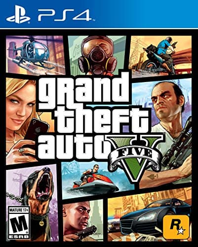 Grand Theft Auto V (PS4 or Xbox One) $25 + Free Store Pickup @ Walmart