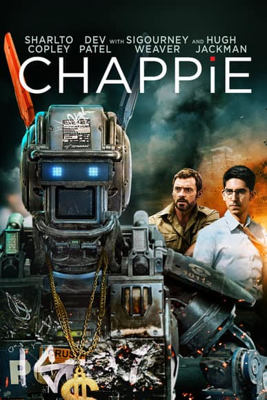 Chappie (HD Movie Rental) $1