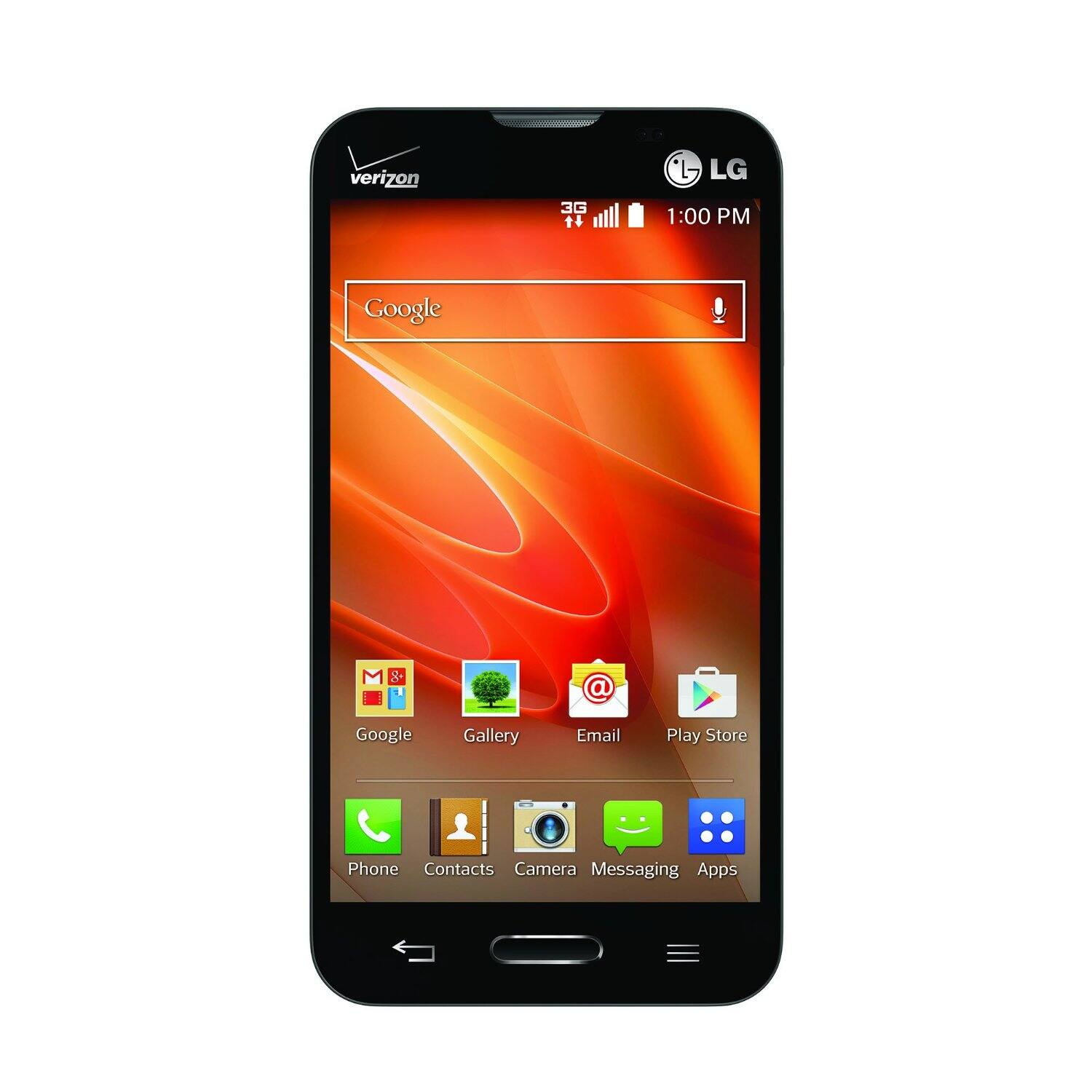 LG Optimus Exceed 2 No-Contract Smartphone for Verizon Wireless  $12