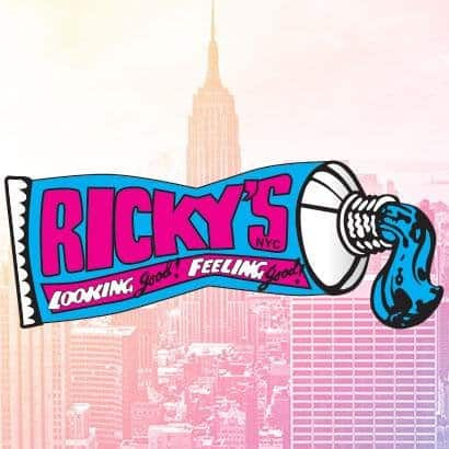 Ricky's NYC $100 voucher for $35