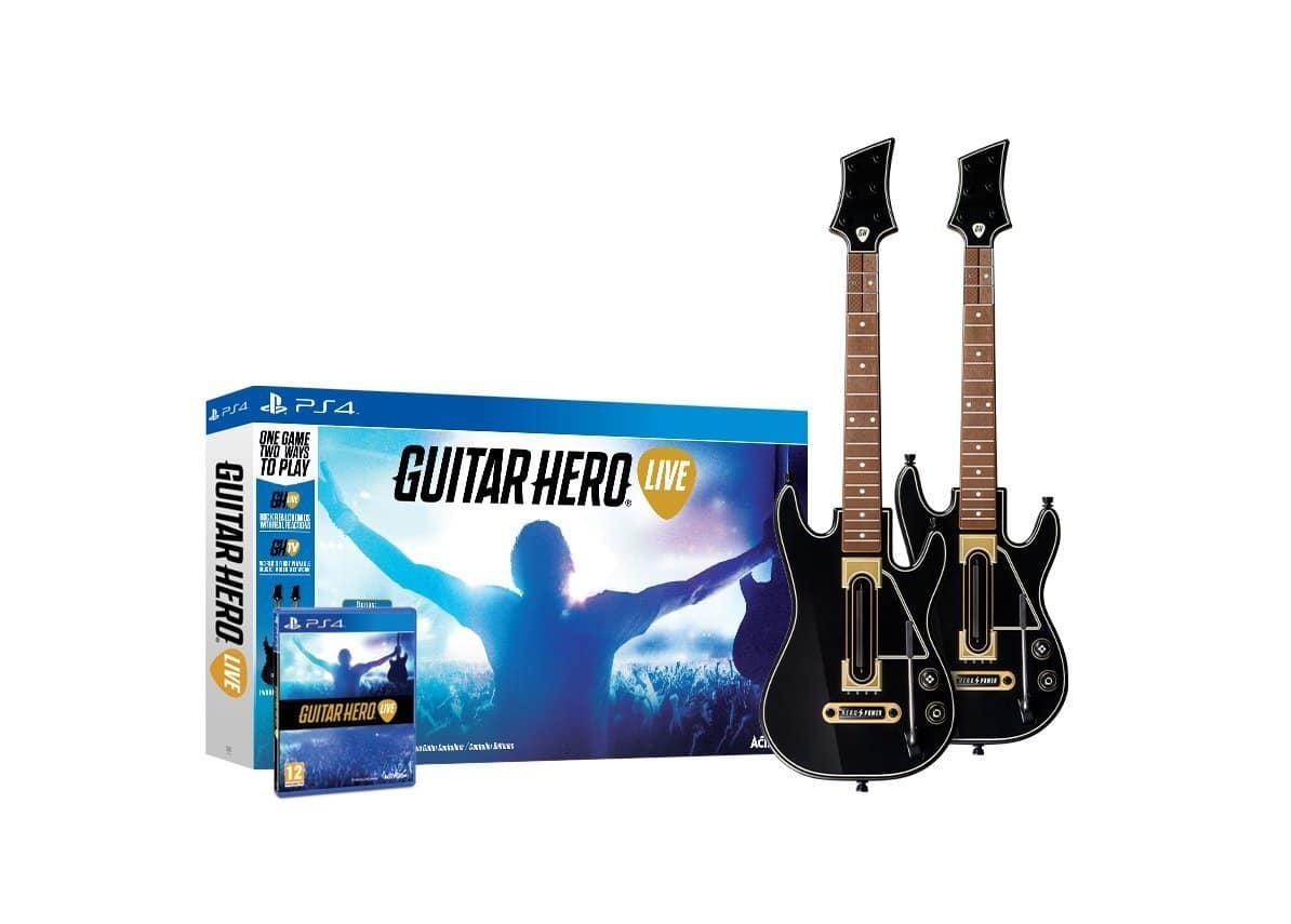Guitar Hero Live + Extra Guitar + Microphone (various platforms)  $100 + Free Shipping