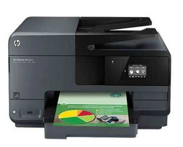HP Officejet Pro 8610 e-All-in-One Inkjet Printer  $50 + Free Shipping