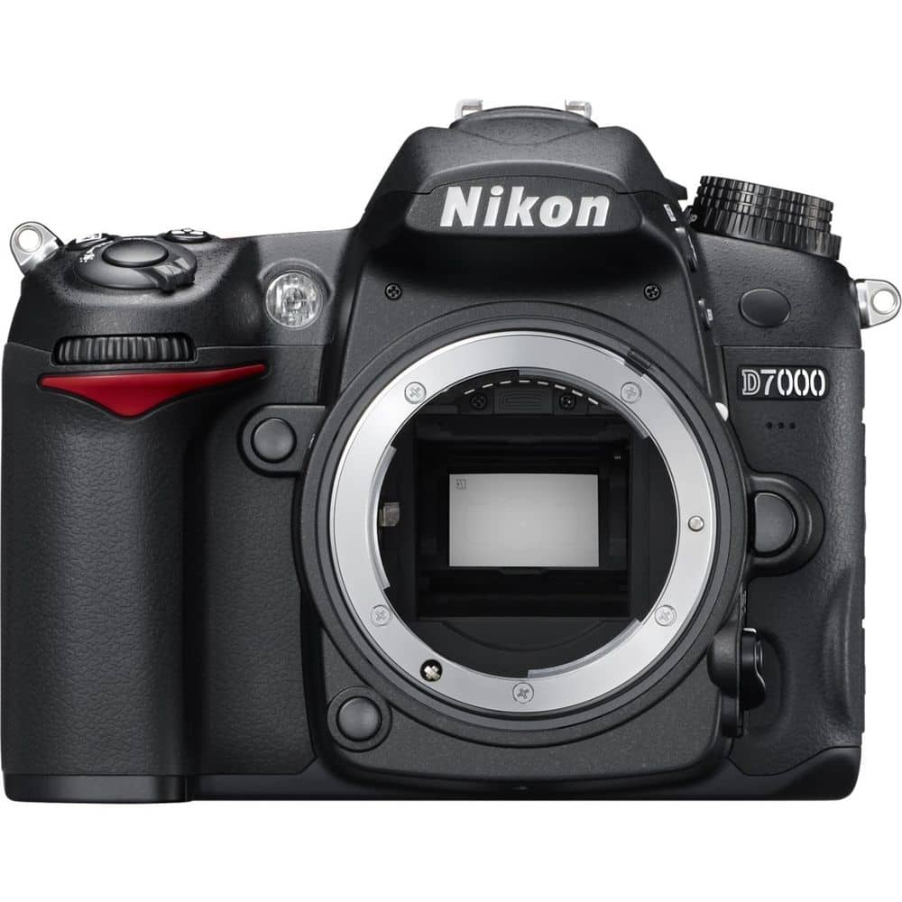 Nikon D7000 16.2MP DSLR Camera with 3.0-Inch LCD (Body Only) Certified Refurbished $349 + Free Shipping (eBay Daily Deal)
