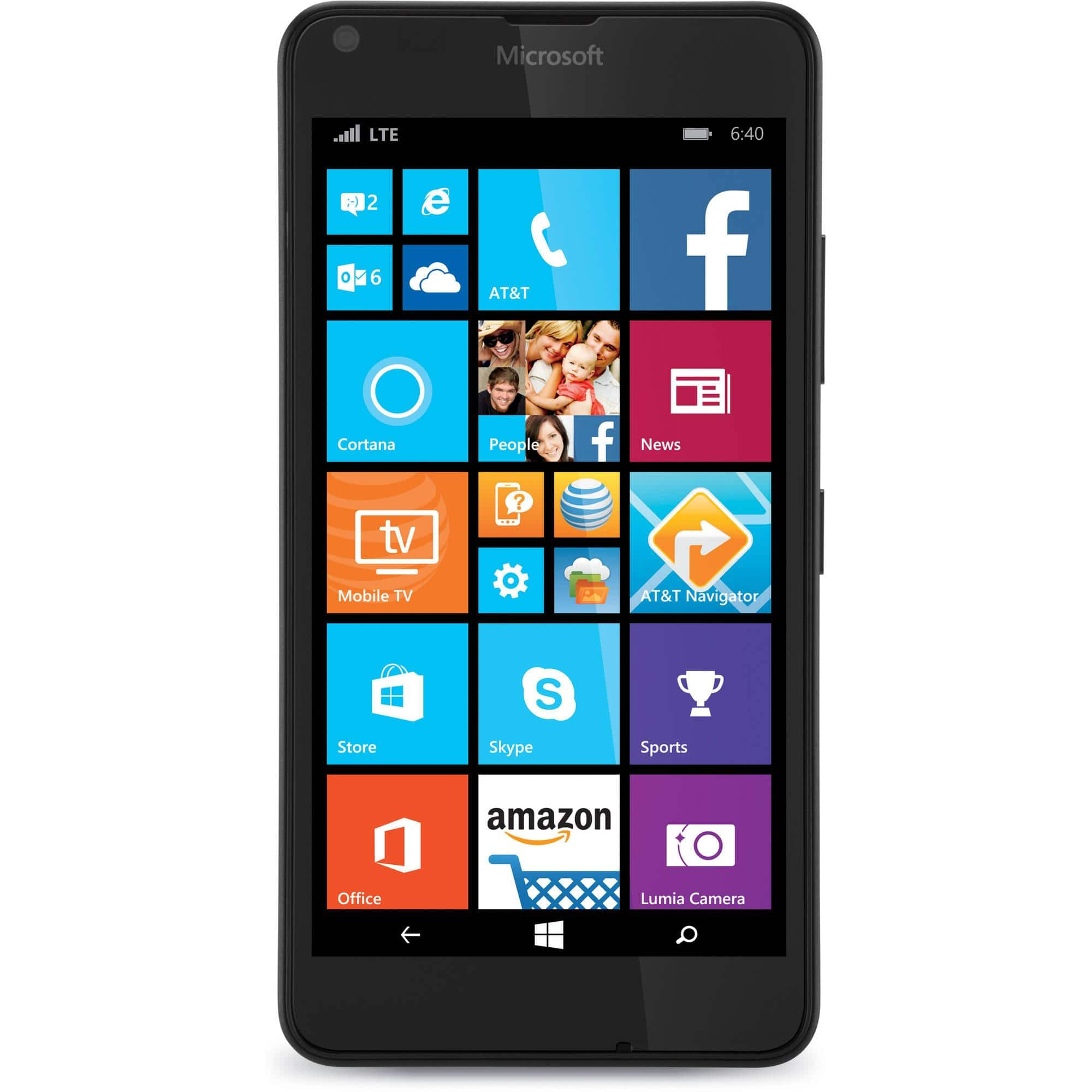 BF Price - Microsoft Lumia 640 AT&T for $30 @ Walmart (Only In Store Now)