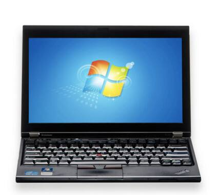LENOVO THINKPAD X220 LAPTOP, 8GB, 180GB SSD, INTEL i5 2520M 2.5GHz (refurb) - $249 FS