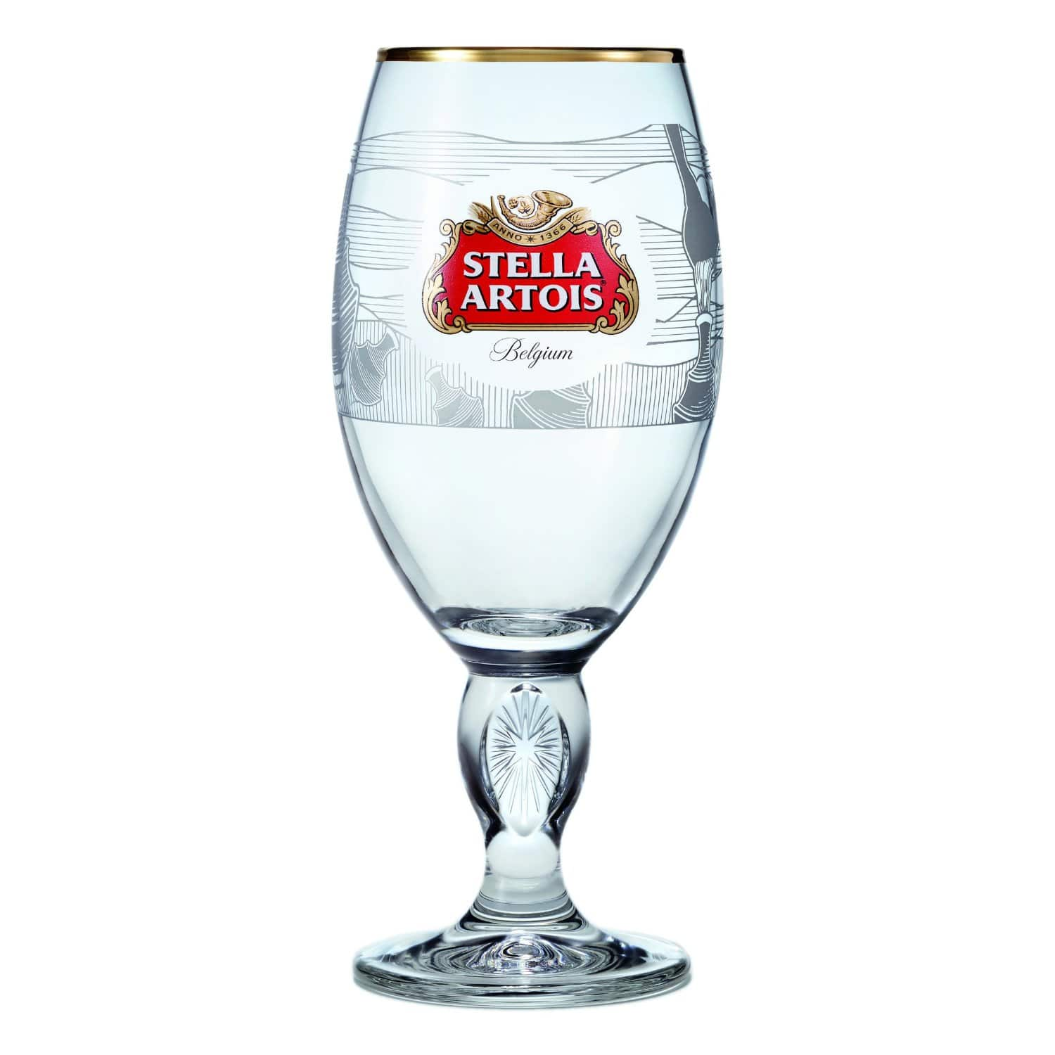 11.2oz Stella Artois Limited Edition Engraved Chalice (various styles)  $13