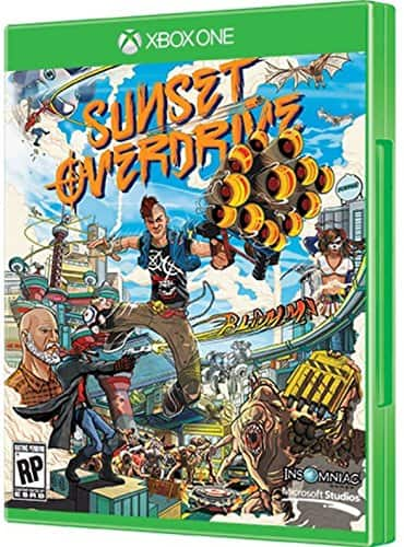 Sunset Overdrive (Xbox One)  $10