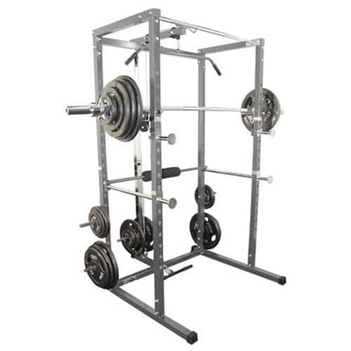 Valor BD-7 Power Rack with Lat Pull Attachment $420 + free shipping (+ $21 rakuten cash)