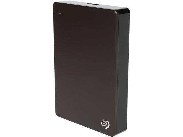 4TB Seagate Backup Plus Slim USB 3.0 Portable Hard Drive (Black)  $95 + Free Shipping