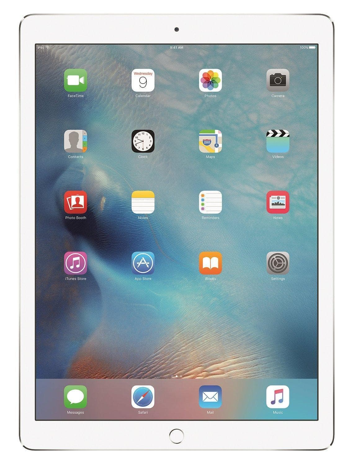 "Apple iPad Pro 128GB 12.9"" 8MP iCloud Wi-Fi Tablet (Gray/Silver/Gold) $760 + Free Shipping (eBay Daily Deal)"