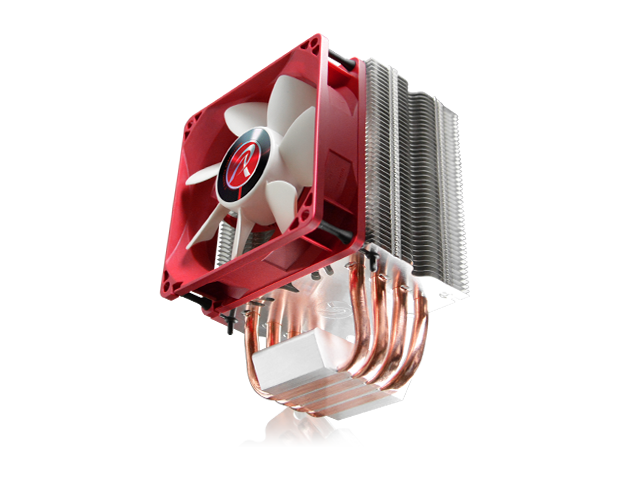 Raijintek Aidos 90mm CPU Cooler  $17 + Free Shipping