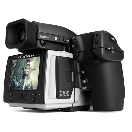 50% Off - Hasselblad H5D-50c Wi-Fi Medium Format DSLR Camera Body  $14500 + Free Shipping from B&H