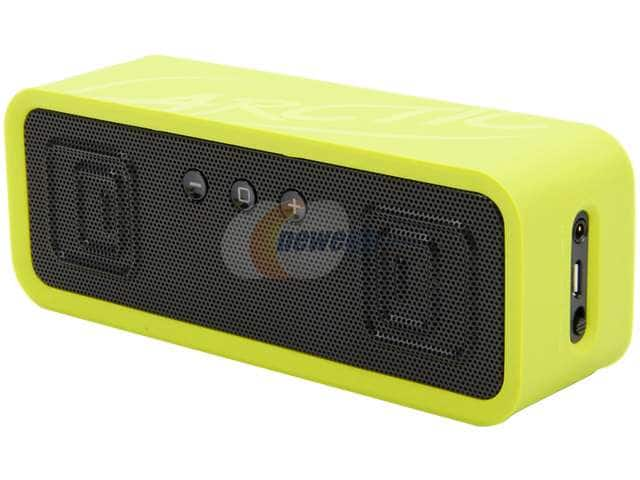 Arctic Coooling S113BT Portable Bluetooth Speaker (White/Lime/Pink) $14.99 + FS from Newegg
