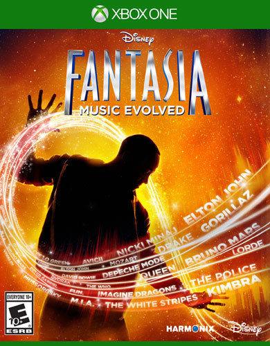 GCU Members: Disney Fantasia: Music Evolved (Xbox One)  $4 + Free Store Pickup