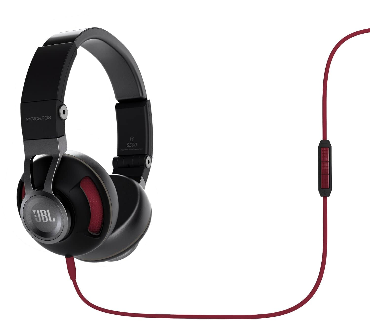 JBL Synchros S300 Premium On-Ear Headphones w/ Built-In Remote/Mic  $50 + Free Shipping