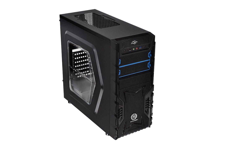 Thermaltake Versa H23 Windowed Mid-Tower Computer Case for $24.99 AR, RAIDMAX Strato ATX-109B ATX Mid-Tower Computer Case for $14.99 AR & More @ Newegg.com