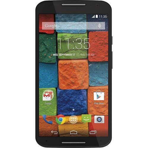 64GB Motorola Moto X GSM Unlocked Smartphone (2nd Gen)  $150 + Free Shipping