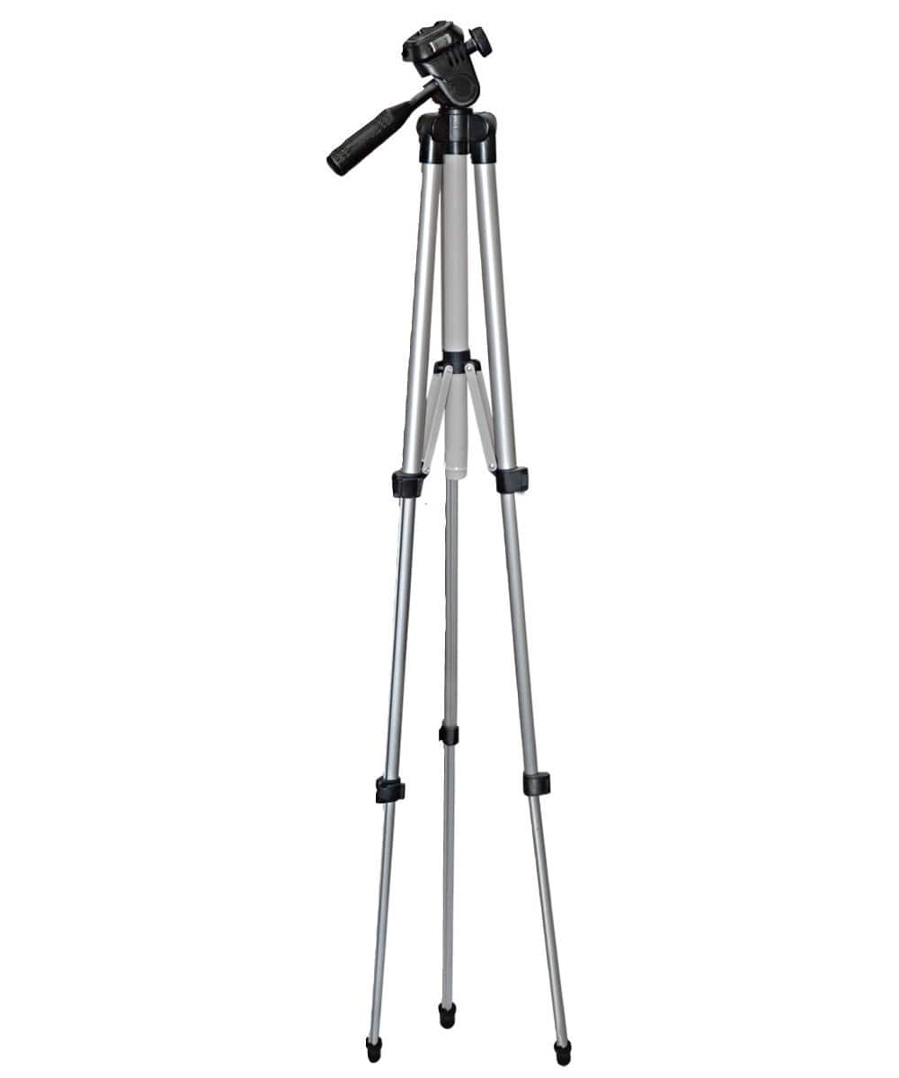 "Fry's Email Exclusive: 50"" Vivitar Aluminum Tripod  $5 + Free S&H (w/ Email Code)"