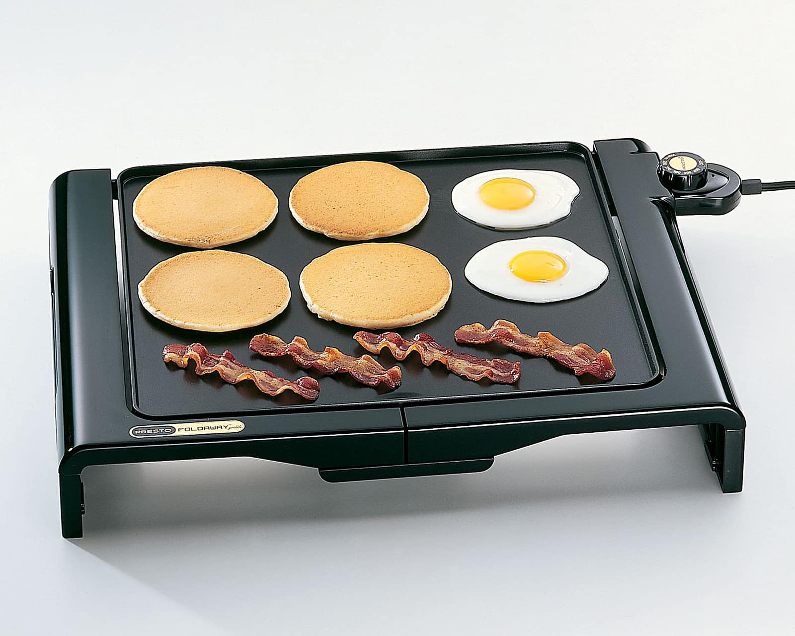 Presto Cool Touch Electric Foldaway Griddle $20 with in-store pick up at Walmart