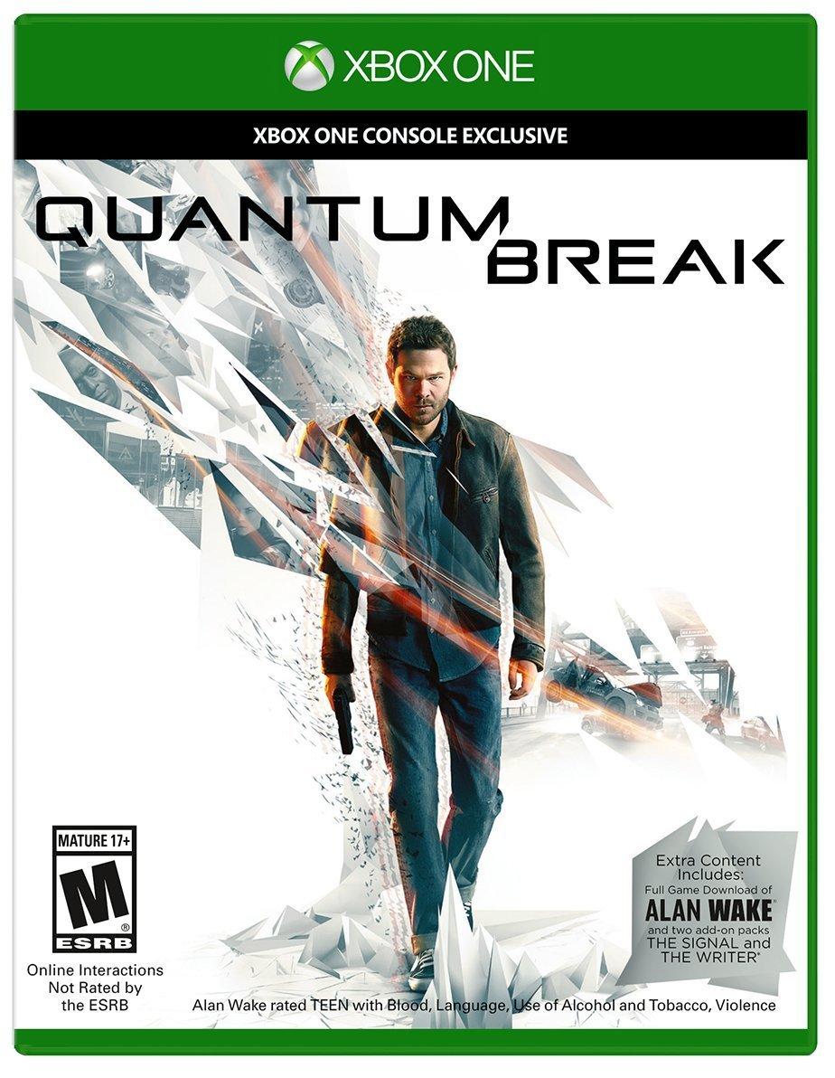 Quantum Break (Xbox One) $34.99 or $27.99 w/ GCU @ Best Buy *5/22-5/28*
