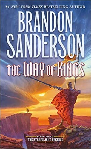 Brandon Sanderson: The Way of Kings (The Stormlight Archive, Book 1) $2.99 regularly $9.99