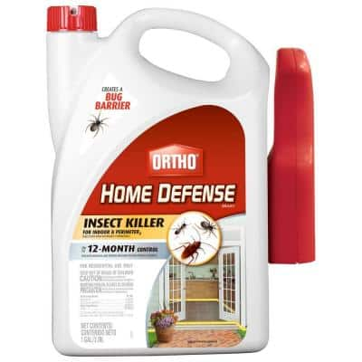 Ortho Home Defense Max 1 Gal. Ready-to-Use Perimeter and Indoor Insect Killer - $5 + Free Pick Up @ Home Depot