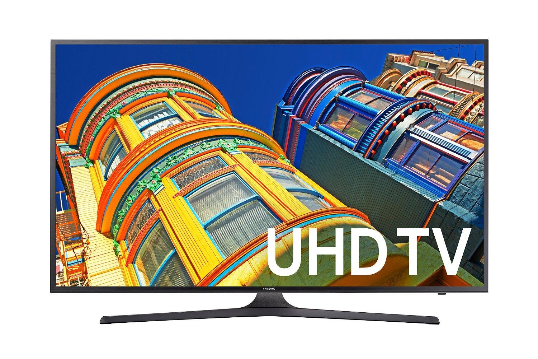 Samsung 55 Inch 4K Ultra HD Smart TV UN55KU6300F UHD TV $899.99~Includes $300 Dell Promo eGift Card~Free Shipping & Free Returns!
