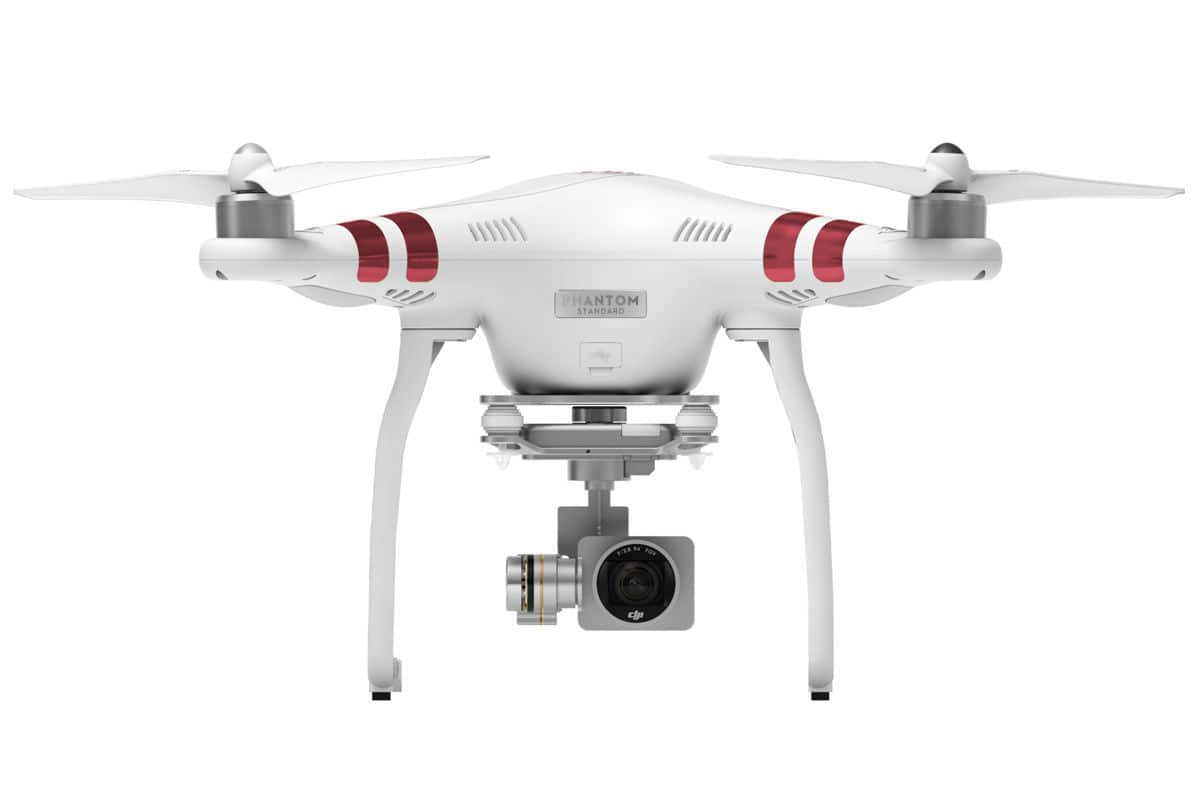 DJI Phantom 3 Standard Drone Quadcopter 2.7K HD Camera and 3-Axis Gimbal $400 + Free Shipping! (eBay Daily Deal)