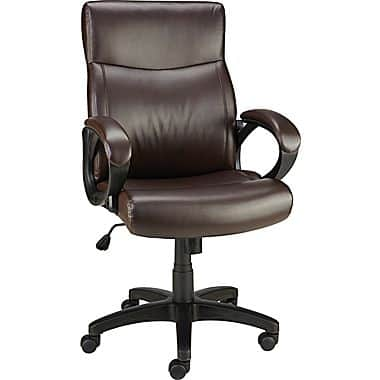 Lewston Faux Leather Chair  $46.60 + Free Store Pickup