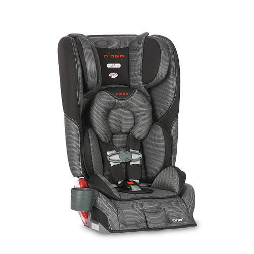 Diono Rainier Convertible + Booster Car Seat (various colors)  $147 + Free Shipping