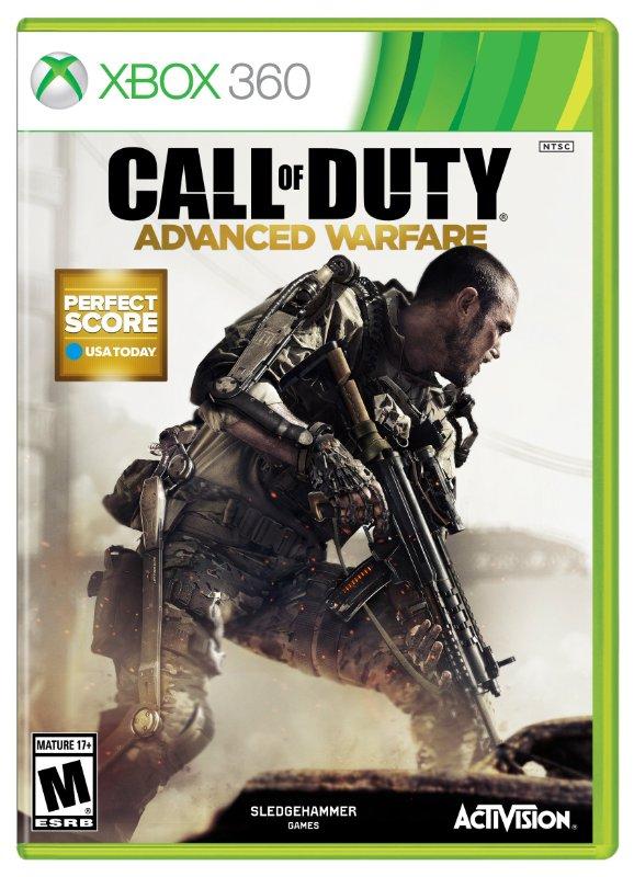 Call of Duty: Advanced Warfare (Xbox 360 or PC) $9.99 ($7.99 w/ GCU) + Free Store Pickup