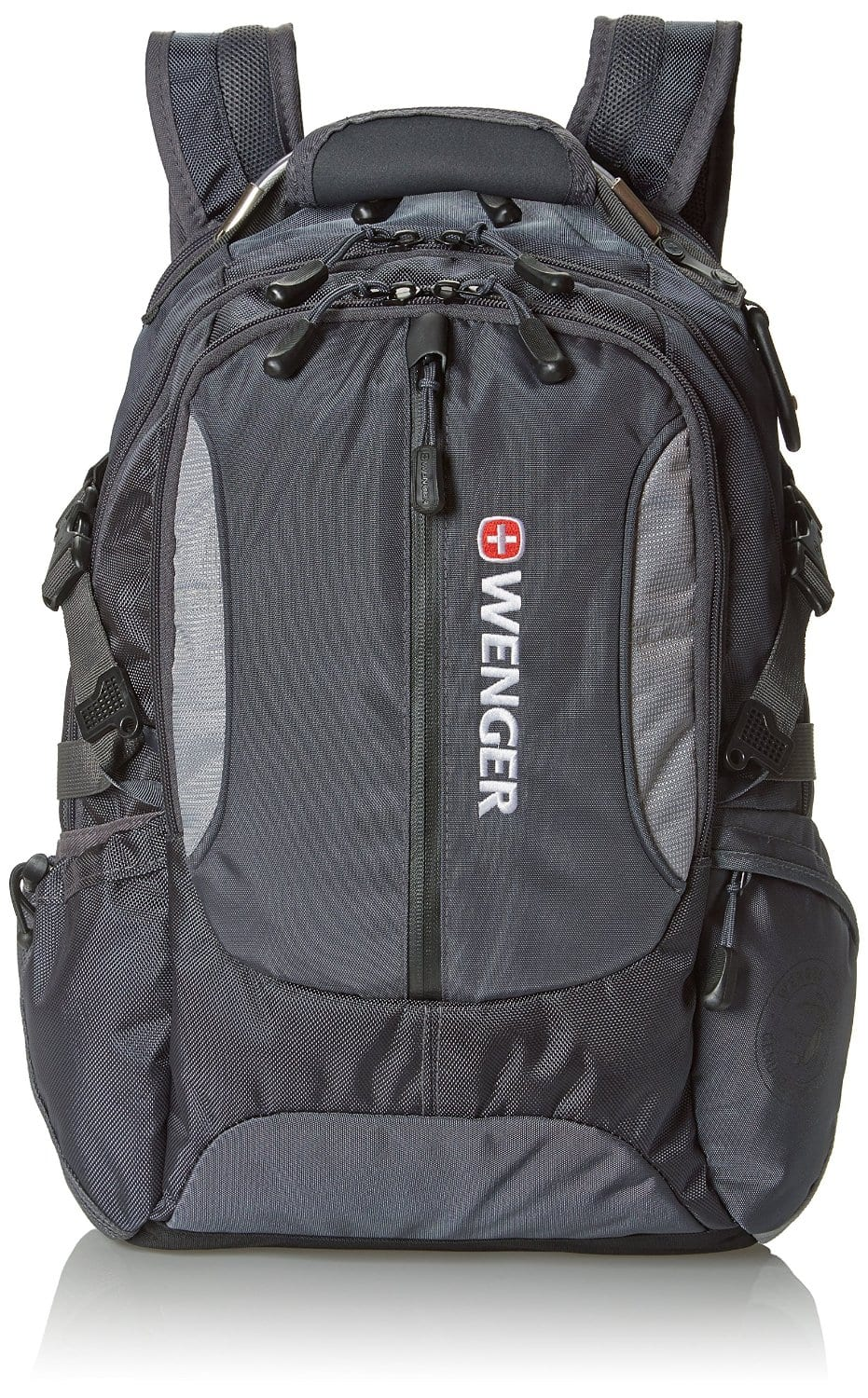 Wenger SA1537 SwissGear Laptop Backpack (Grey) $23.80 + Free Shipping w/ Prime Amazon.com