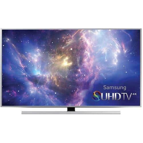 "Samsung & LG HDTV Sale: 48"" Samsung UN48JS8500 4K SUHD 3D Smart LED HDTV  $800 & More + Free Shipping"