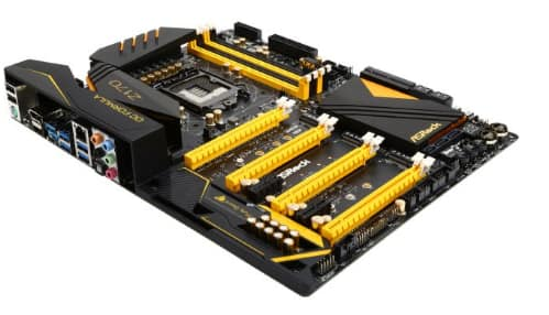 ASRock Z170 OC Formula ATX LGA 1151 Motherboard $176 AR at Newegg