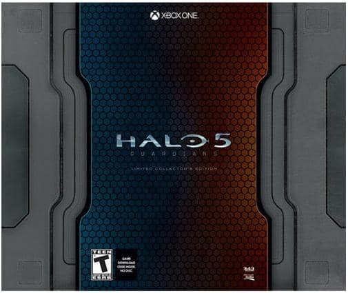 Halo 5: Guardians Limited Collector's Edition (Xbox One) $62.99 ($50.39 w/ GCU) + Free Shipping
