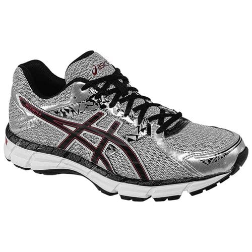 Men's Asics Gel-Excite 3 Cross Training Running Shoes (Silver/Black/Red) $27.99 + Free Shipping