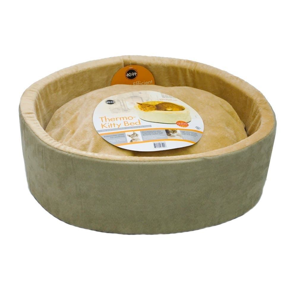 K&H Thermo Heated Pet Bed - $14.56!! Regularly $74.95
