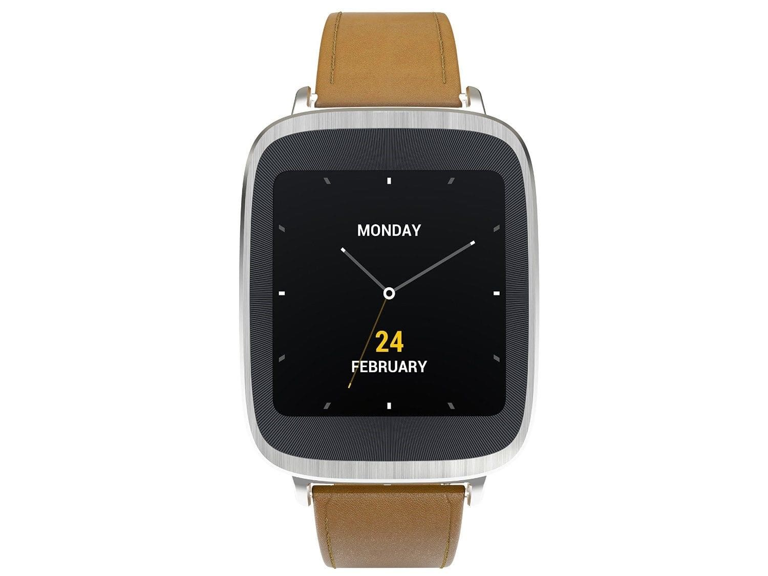 Asus ZenWatch 4GB 1.2GHz Bluetooth Android Touchscreen Smartwatch (Refurbished) $70 + Free Shipping (eBay Daily Deal)