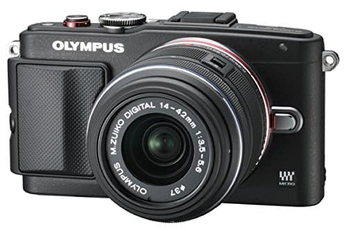 Olympus PEN E-PL6 Digital Camera w/ 14-42mm II R Lens (Reconditioned)  $160 + Free Shipping