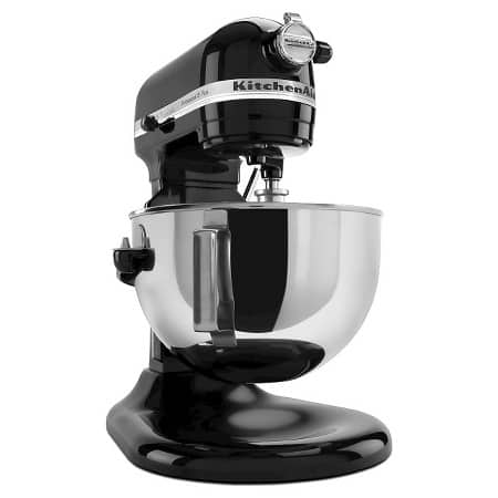 KitchenAid Professional 5-Qt. Mixer KV25G0X (Black)  $195 + Free Shipping
