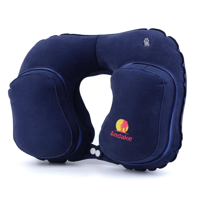 Andake Travel Pillow/Neck Pillow - $6.99AC + FSSS form Amazon