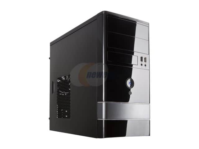 Rosewill FBM-01- Dual-Fan MicroATX Mini Tower Computer Case for $14.99 AR FS