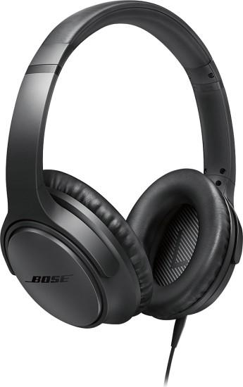 Bose - SoundTrue Around-Ear Headphones II (iOS) = $100 @BestBuy with FS ($80 off)