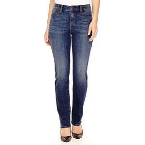 St. John's Bay Women's Secretly Slender Jeans  $7.50 + Free Ship-to-Store on $25+